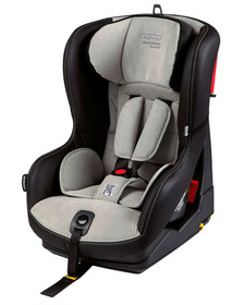 Автокресло Viaggio Duo-Fix TT Alcantara pearl grey
