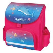 Ранец Herlitz Ранец Mini softbag Little Dolphin